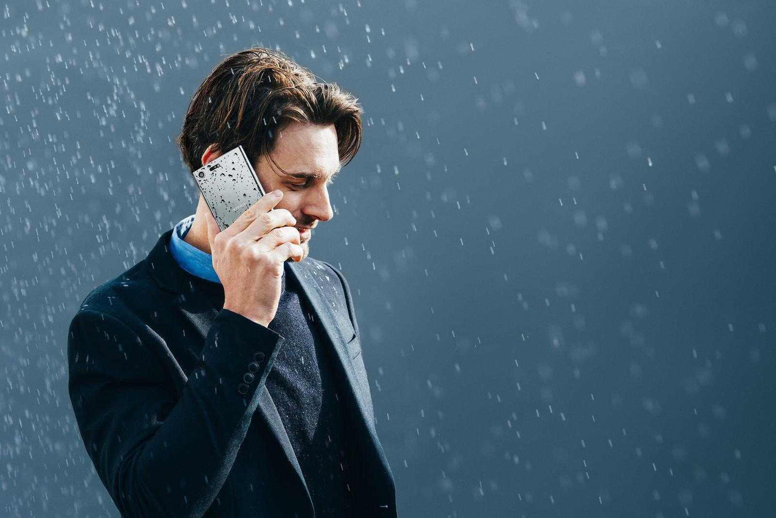Xperia XZ Premium 15 - Sony совместно с Виктором Гинзбургом представила Super Slow Motion фильм