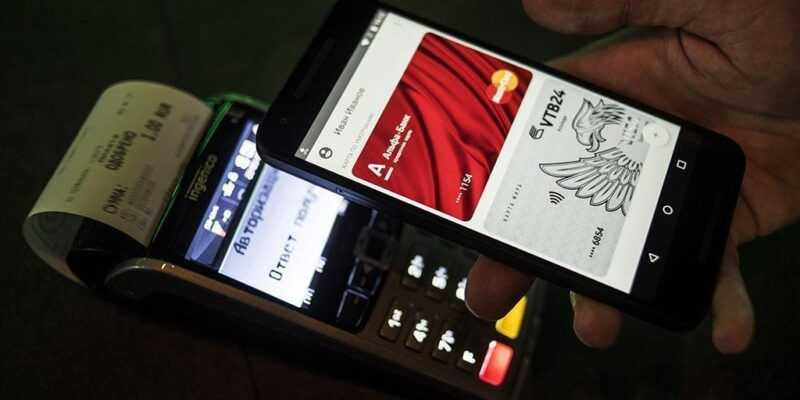 Google запустила Android Pay в России. Наконец-то (drpay84 vs)