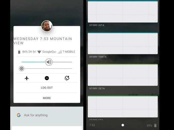 fuchsia 2 - ОС Fuchsia от Google получила интерфейс для портативных устройств