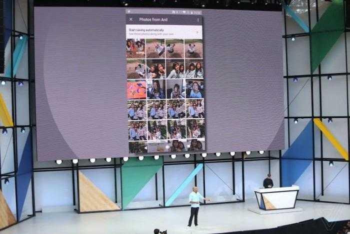 google photo 2 - Google I/O 2017: прогресс Android новая версия Google Photo