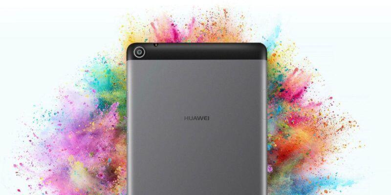 Huawei представил новую линейку планшетов MediaPad T3 (mediapad t3 7 04)