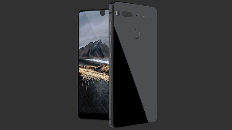Создатель Android сделал свой смартфон Essential Phone (news0530essential)