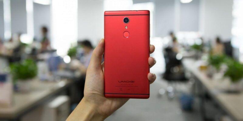 У смартфона UMIDIGI Crystal Pro будет двойная камера Panasonic Lumix (umidigi crystal proto 02)