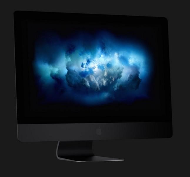 Apple показала новый iMac и мощный iMac Pro (12312323)