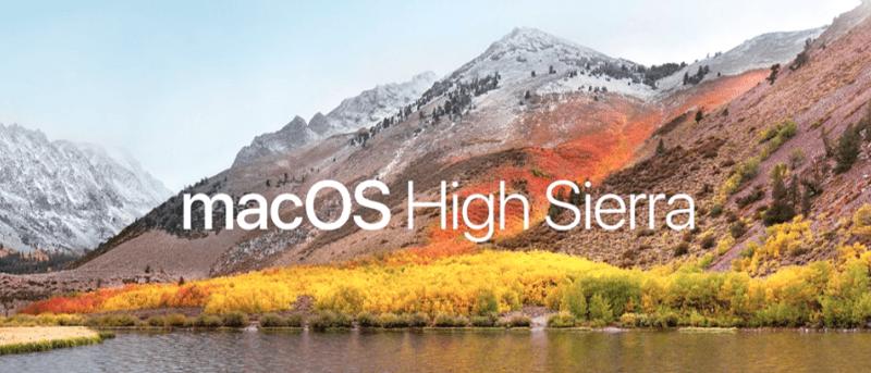 WWDC 2017. Что нового в macOS High Sierra (507667)