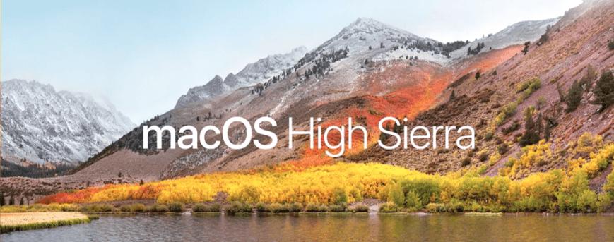 507667 - Apple анонсировала новую macOS High Sierra