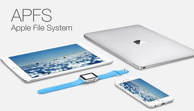 WWDC 2017. Что нового в macOS High Sierra (APFS 2)