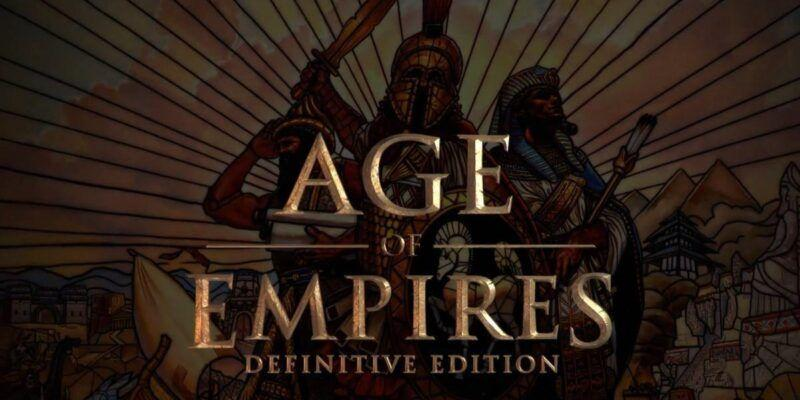 E3 2017. Age of Empires Definitive Edition - ремастер классики! (Age of Empires Definitive Edition 3)