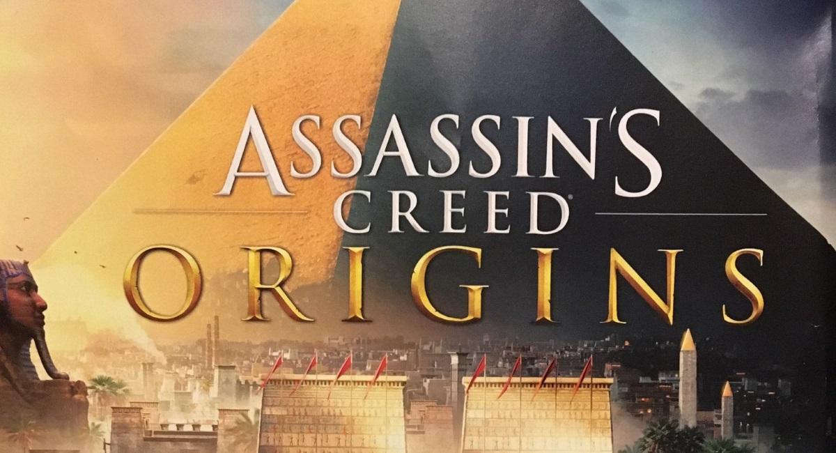 Assassins Creed Origins - Свежий номер Game Informer с Assassin's Creed: Origins утёк в сеть