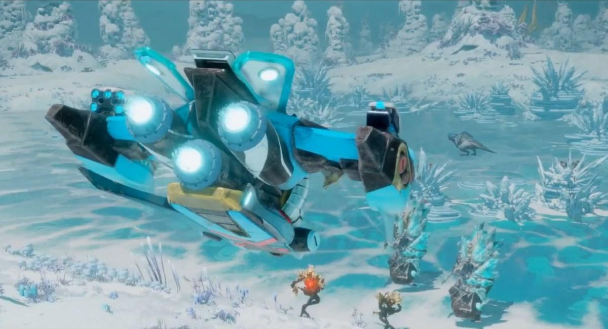 Battle for Atlas 1 - E3 2017. Starlink: Battle for Atlas, новый космотайтл Ubisoft