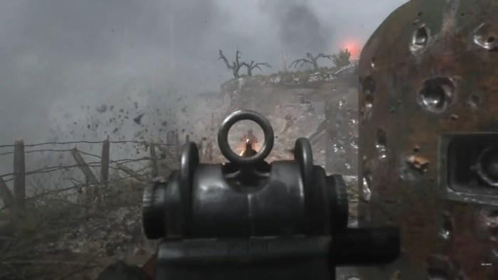Call of Duty WWII 3 - E3 2017. Call of Duty WWII обзавёлся мультиплеерным трейлером