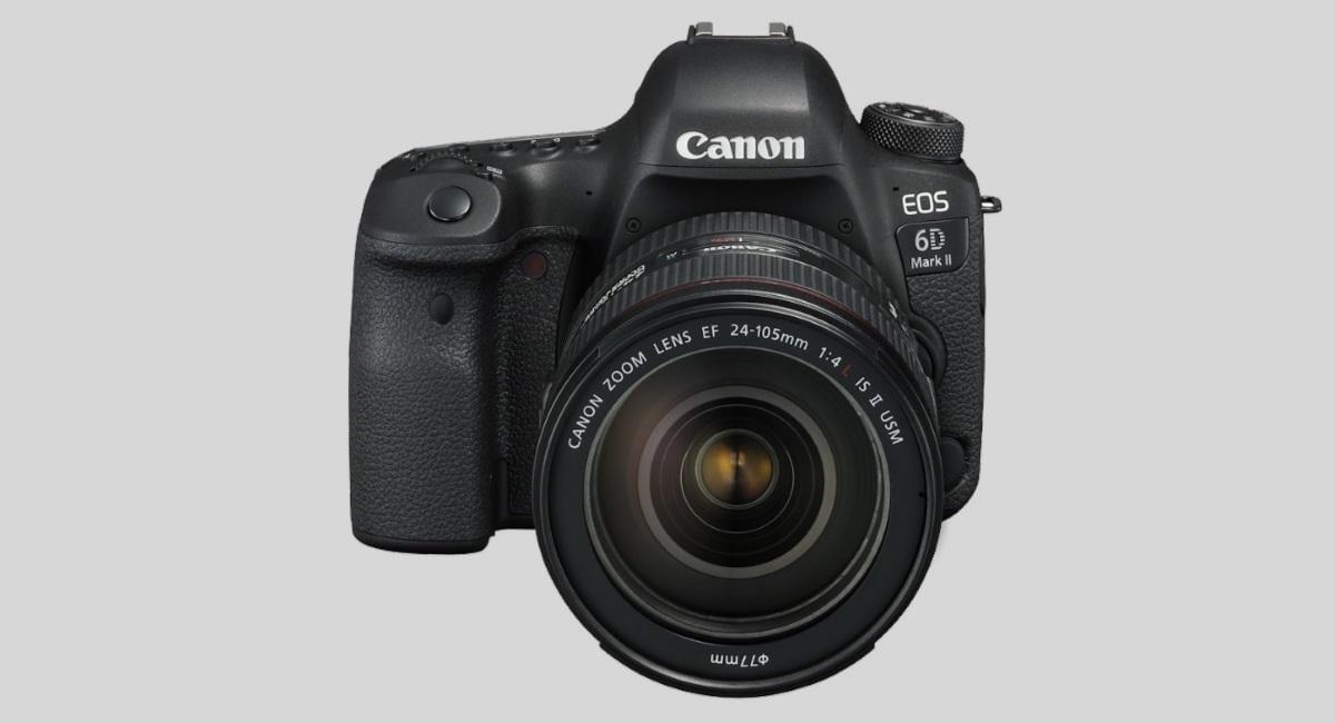 Canon EOS 200D - Представлены новые камеры Canon EOS 200D и EOS 6D Mark II