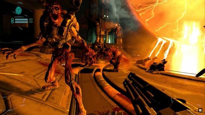 Анонсирован DOOM VFR для PlayStation VR и HTC Vive Анонсирован DOOM VFR для PlayStation VR и HTC Vive