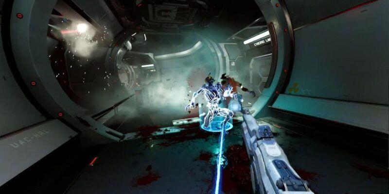 Анонсирован DOOM VFR для PlayStation VR и HTC Vive (DOOM VFR 3)