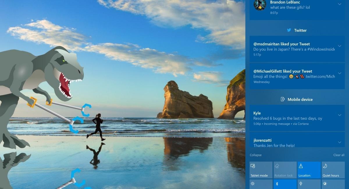 Что интересного будет в Fall Creators Update для Windows 10 Что интересного будет в Fall Creators Update для Windows 10