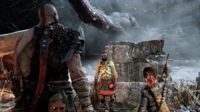 God of War 2 - E3 2017. Новый трейлер геймплея God of War