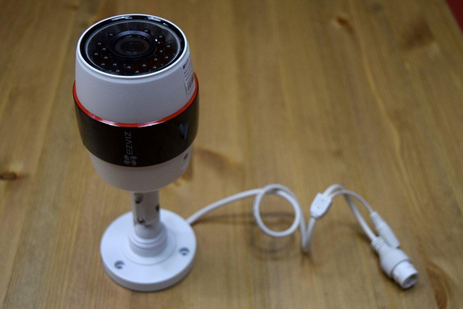 Image00007 - Обзор Ezviz C3S. Камера, которая могла бы жить сама по себе