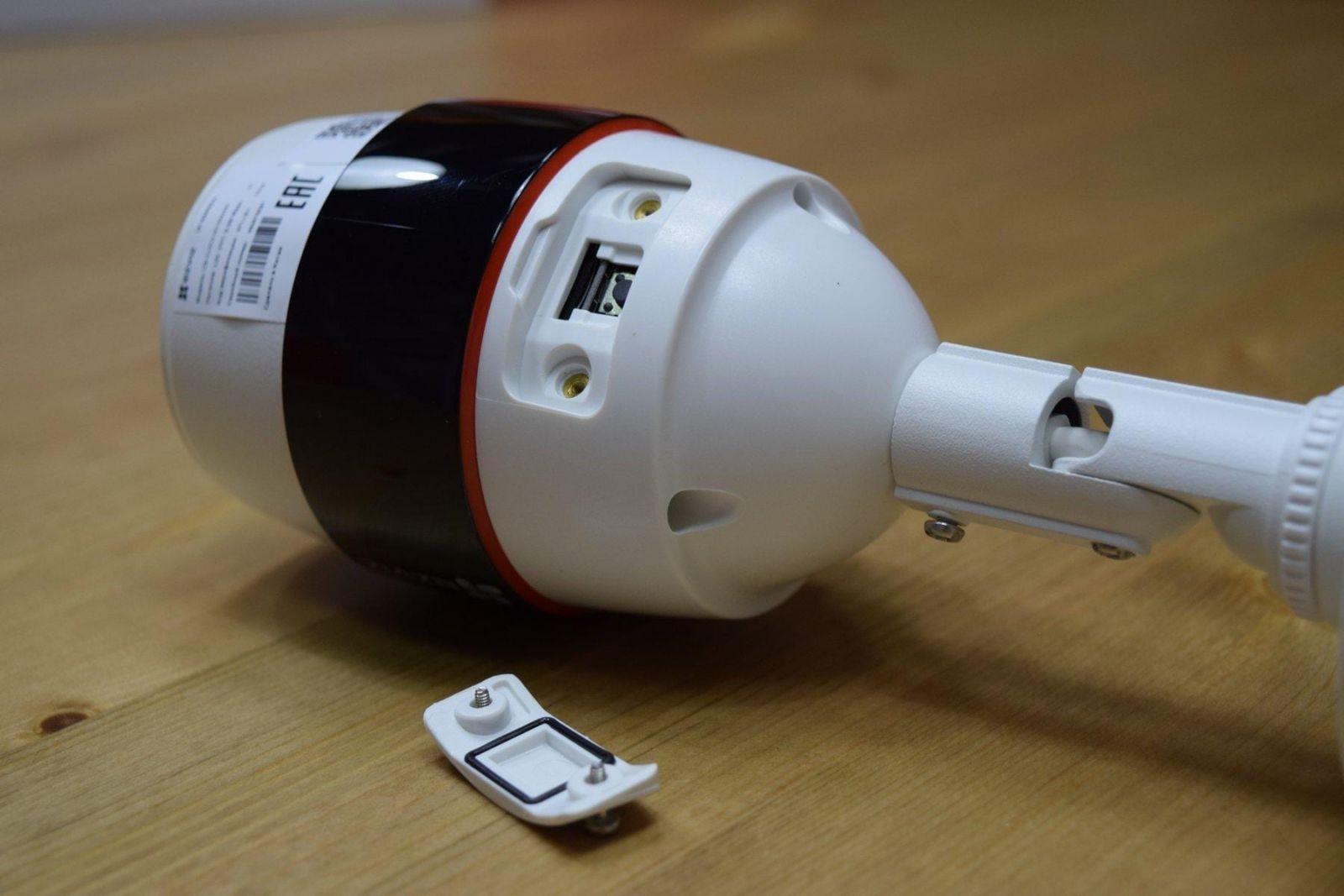 Image00010 - Обзор Ezviz C3S. Камера, которая могла бы жить сама по себе