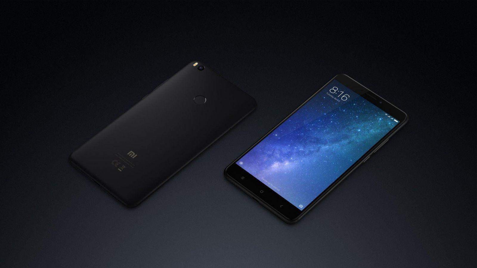Xiaomi привезла Mi 6 и Mi Max 2 в Россию Xiaomi привезла Mi 6 и Mi Max 2 в Россию