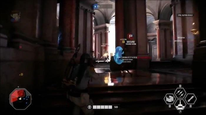 STAR WARS BATTLEFRONT 2 GAMEPLAY 2 - Альфа-геймплей Star Wars: Battlefront 2 ушёл в сеть до Е3