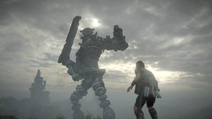 Shadow of the Colossus 3 - E3 2017: ремастер Shadow of the Colossus выйдет на PlayStation 4