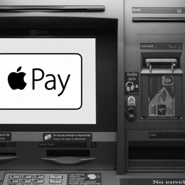 Apple будет брать комиссию за переводы Apple Pay (apple pay atm)
