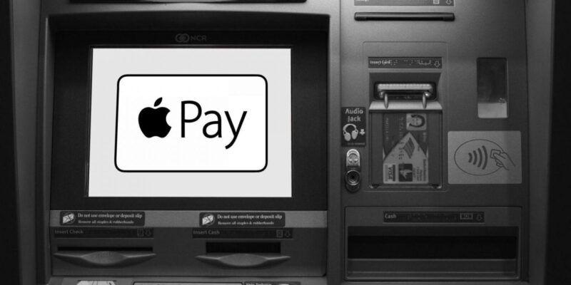 Apple будет брать комиссию за переводы Apple Pay (apple pay atm)