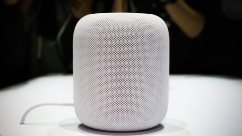 apple wwdc 2017 homepod speaker 3973 - Apple представила домашнюю колонку HomePod