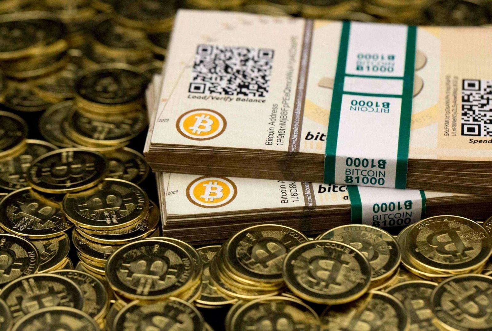 bitcoins - Из-за биткоинов в России возник дефицит видеокарт