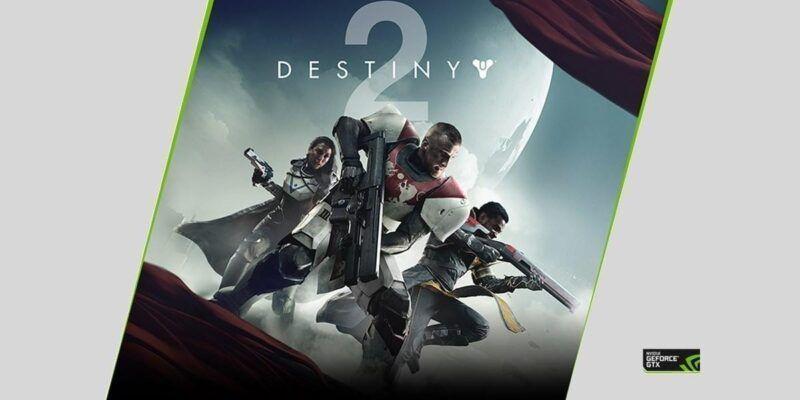 NVIDIA дарит ПК-версии Destiny 2 покупателям GTX 1080 (destiny 2 gtx 1)
