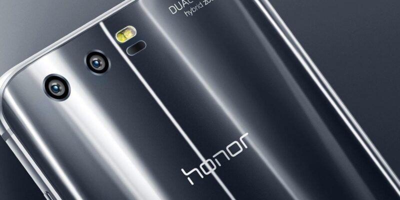 Huawei анонсировала новый флагманский смартфон Honor 9 (huawei honor 9 1)