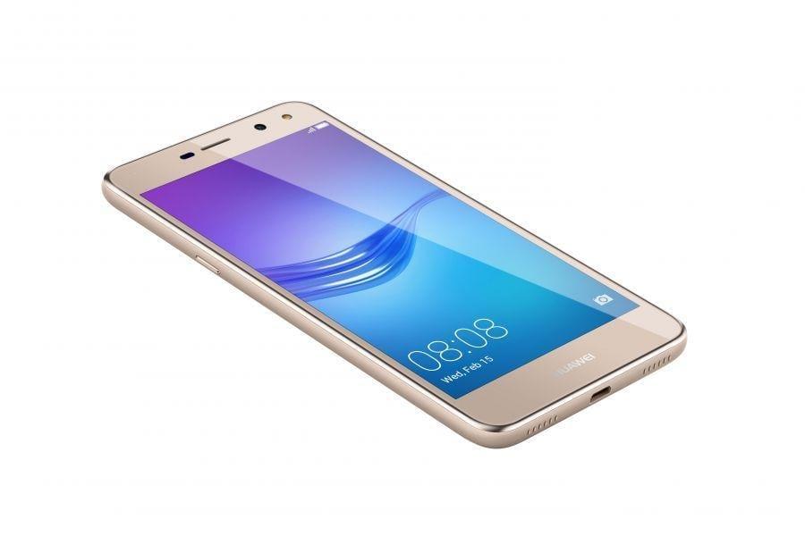 huawei y5 4 - Huawei представил молодёжный смартфон Y5