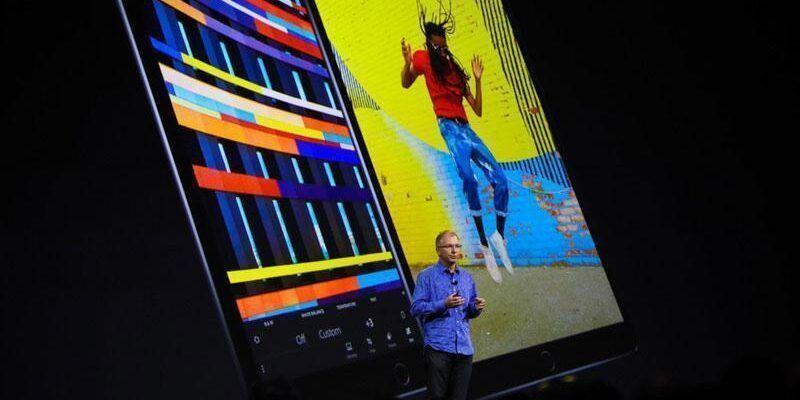 Apple обновила iPad Pro. Теперь экран 10,5 дюймов (iPad Pro 10 5 3)