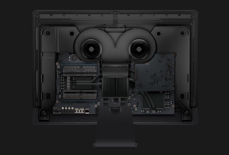 Apple показала новый iMac и мощный iMac Pro (imac pro 3)