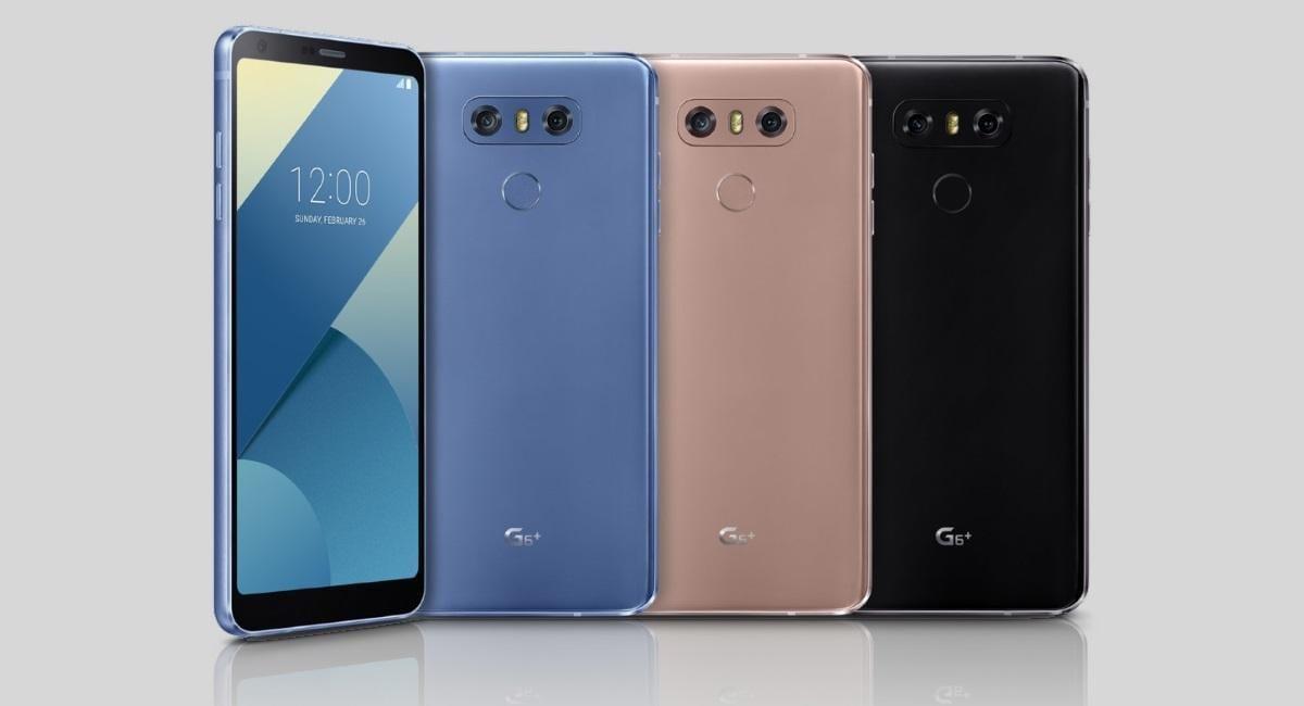 LG готовит обновлённую версию флагмана - G6+ LG готовит обновлённую версию флагмана - G6+