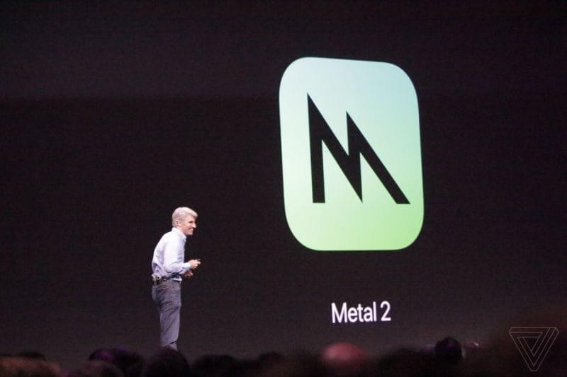 macOS 10.13 High Sierra 4 1 - Apple анонсировала новую macOS High Sierra