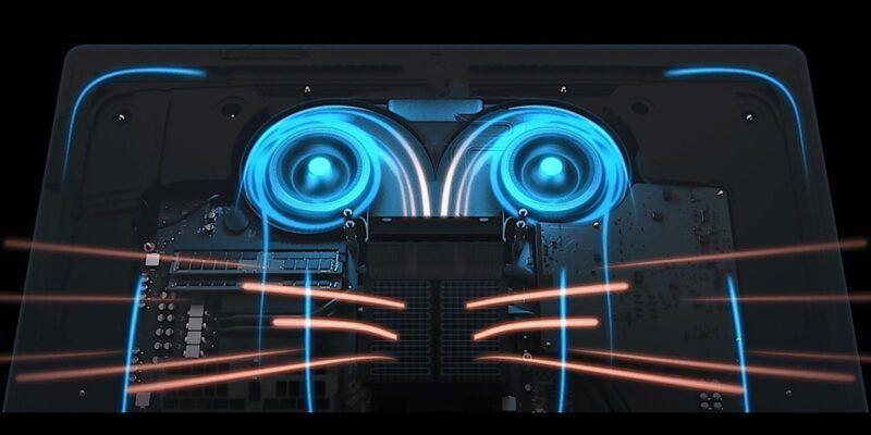 Apple показала новый iMac и мощный iMac Pro (new 2017 imac pro thermal)