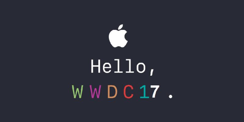 Прямая трансляция Apple WWDC 2017. Текст (wwdc 2017)