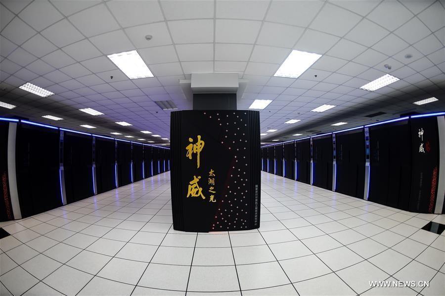 В Китае сделали самую большую модель вселенной (135451172 14664110310021n)