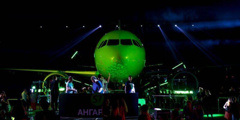 S7 и Airbus представили первый A320neo в России (DSC 1716)