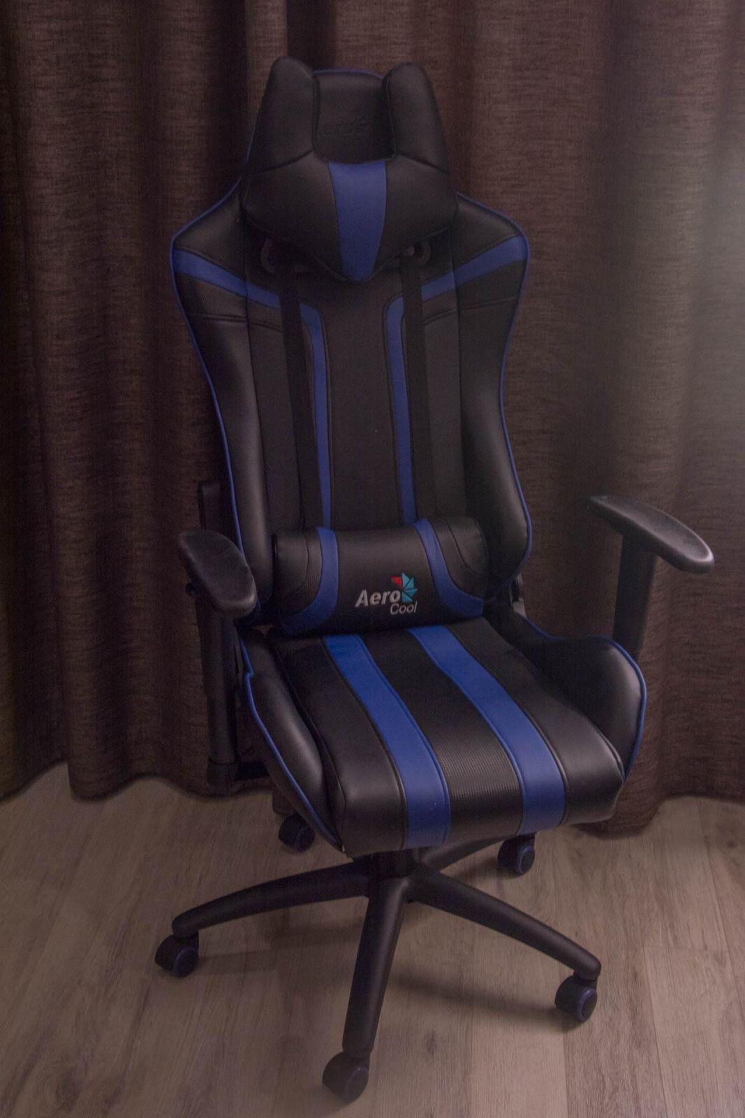 Геймерский трон. Обзор кресла AeroCool AC120 (DSC 4012)