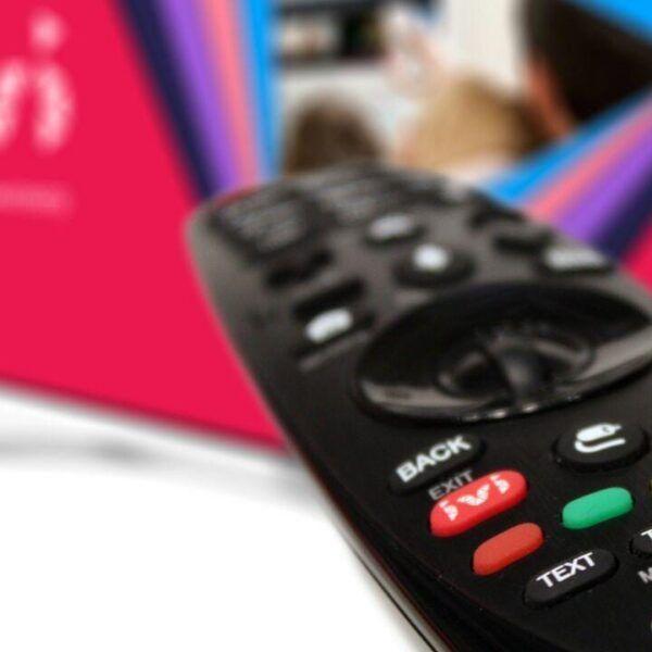 Телевизоры LG с кнопкой ivi уже в продаже (KeyVisual LG)