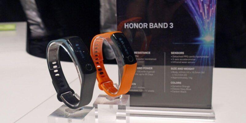 Huawei выпустила браслет Honor Band 3 (WtDaGs8dYRTQ5gvosR69iA)