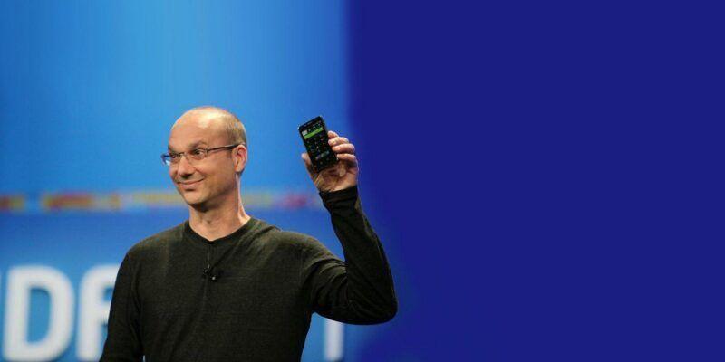 Компанию Essential, основанную Энди Рубином, создателем Android, покидают люди (andy rubin)