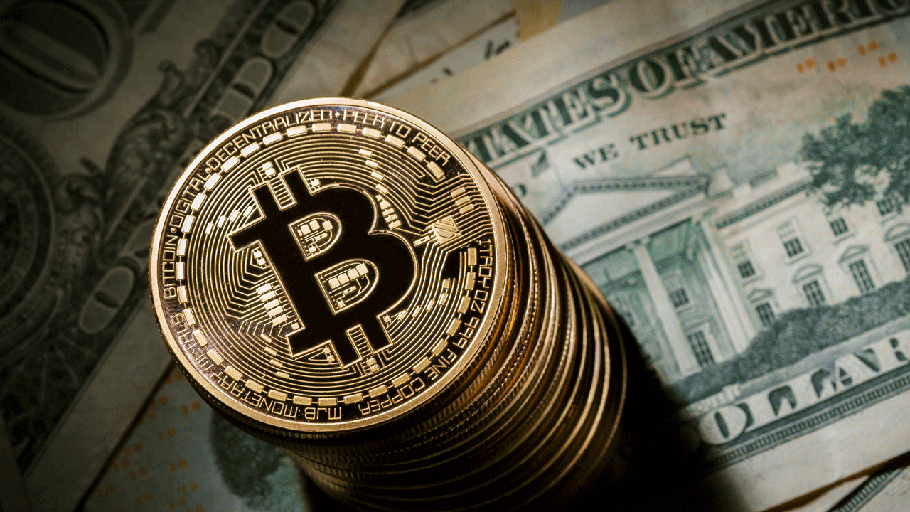 Курс биткоина превысил 5600 долларов (bitcoin)