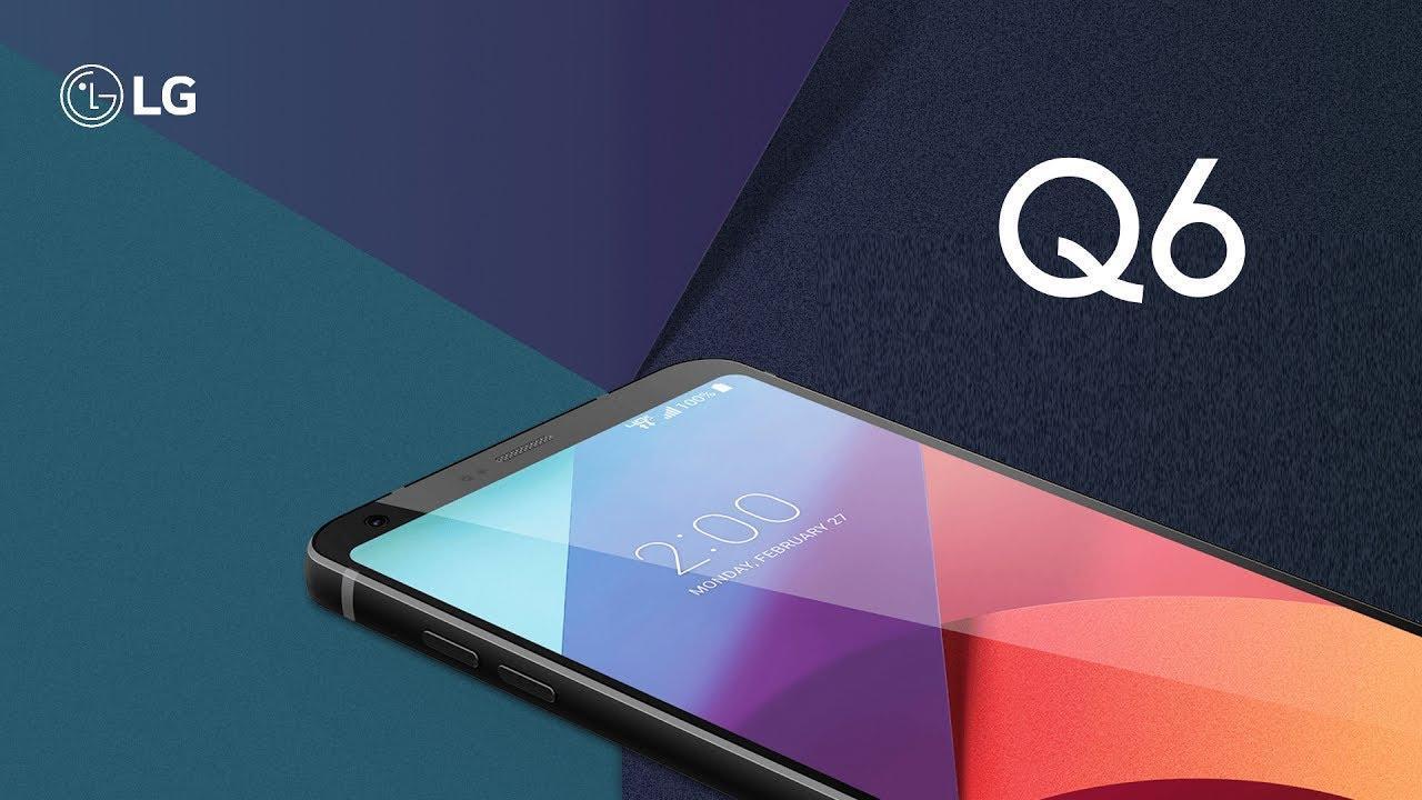 LG представила смартфон Q6 в России (maxresdefault 2)