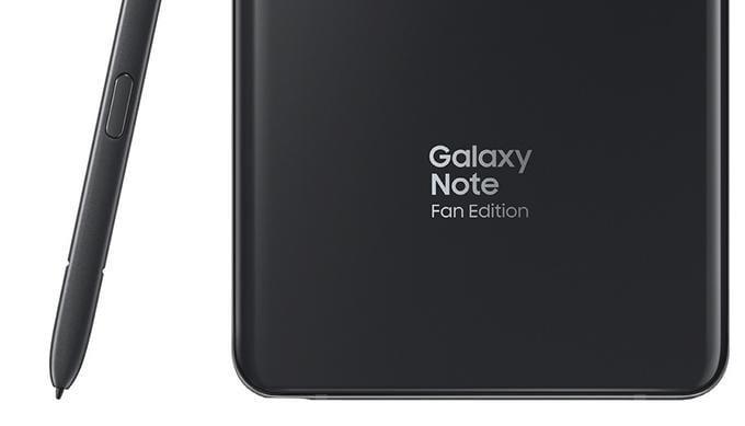 Samsung выпустил Galaxy Note Fan Edition (note7 fl)