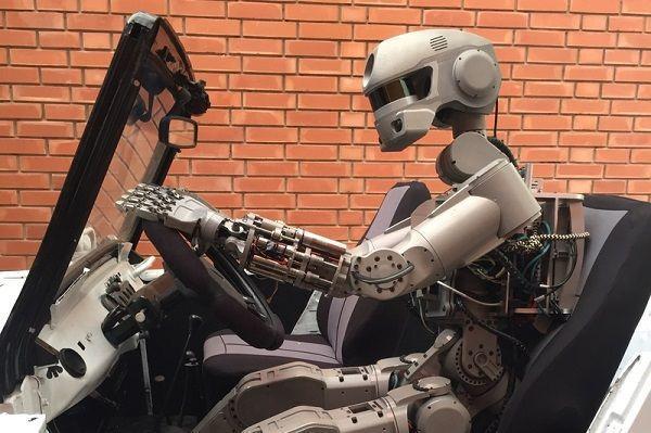 5 особенностей разработки российского робота Фёдора (robot fedor konkurs)