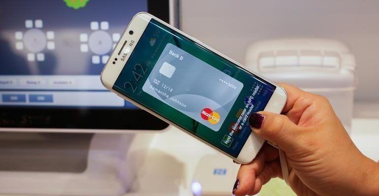 Samsung Pay может появиться на смартфонах других брендов (samsung pay)
