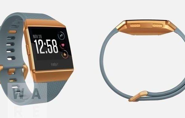Умные часы Fitbit засветились в сети (2)